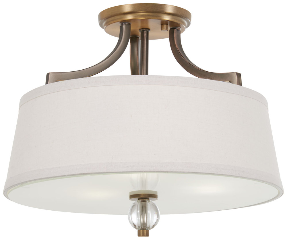 Semi Flush 9mul3 Shanor Royalite Lighting Centers