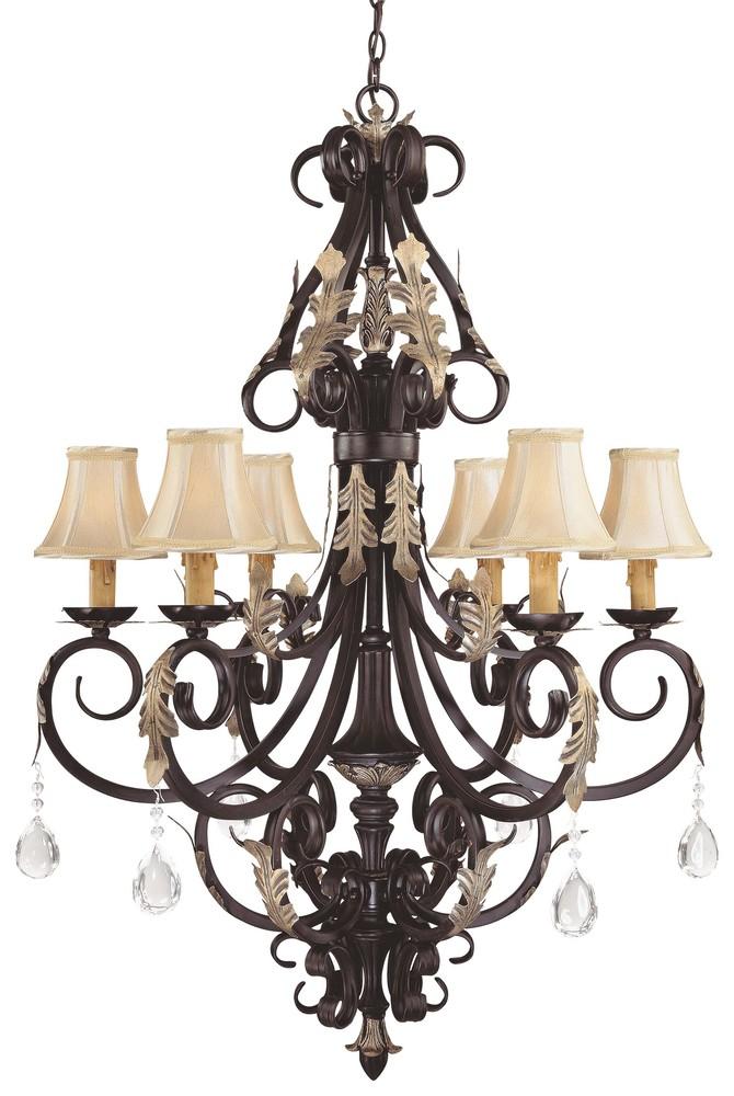 6 light chandelier 6ht5 shanor royalite lighting centers